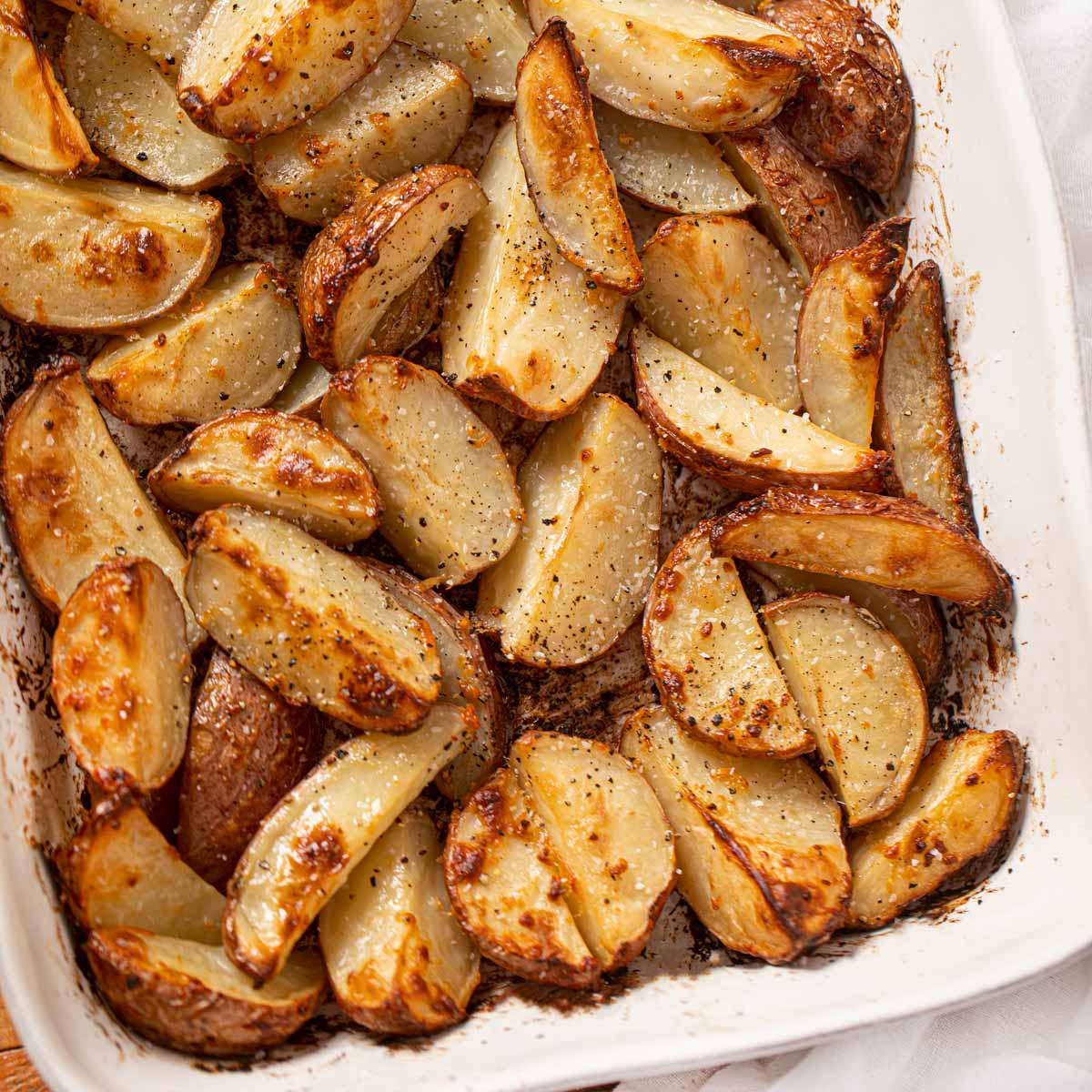 Roasted Garlic Red Potatoes