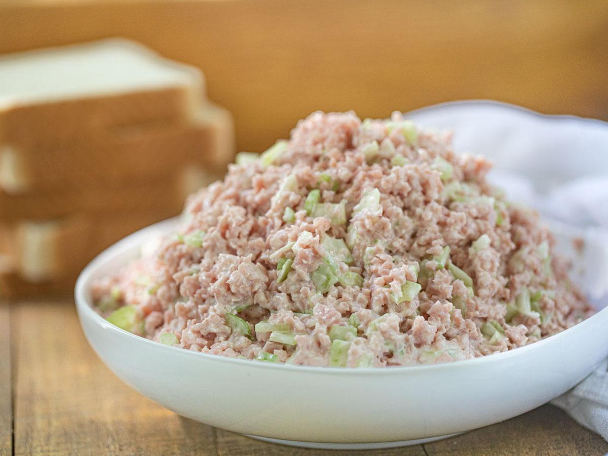 Lawson's Ham Salad Recipe