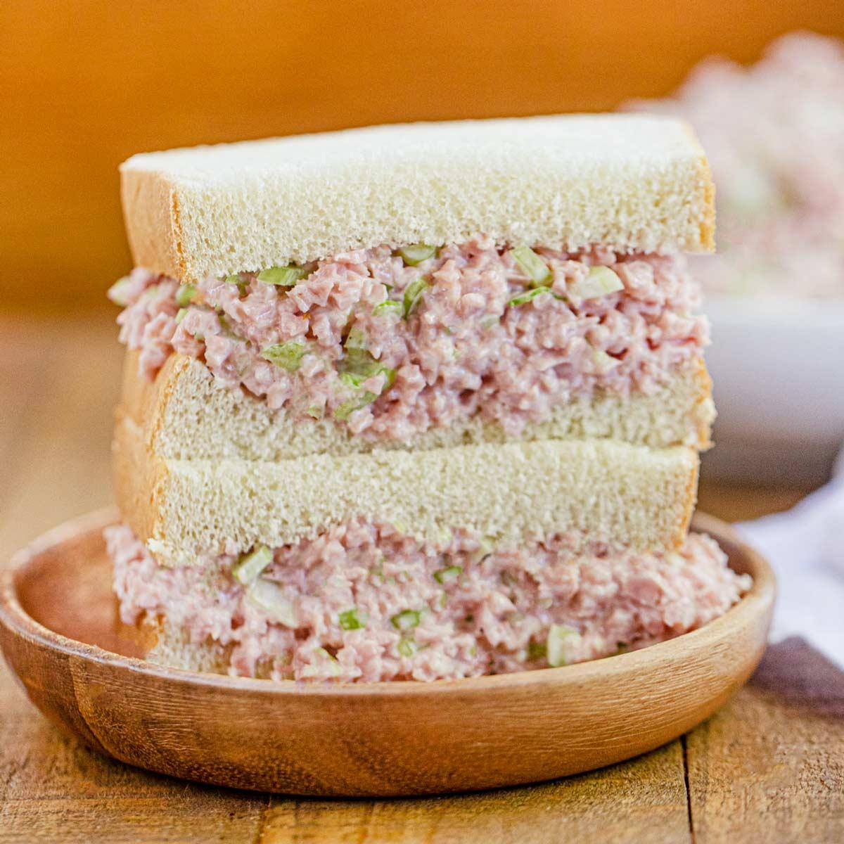 Ham Salad Recipes Uk