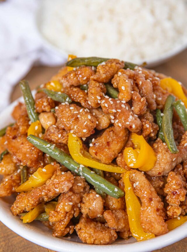 Honey Sesame Chicken Breast Panda Express Copycat Recipe