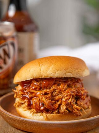 Root Beer Chicken Sandwich