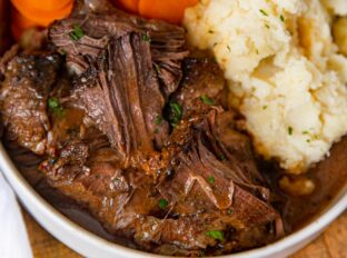 Sweet and Tangy Pot Roast