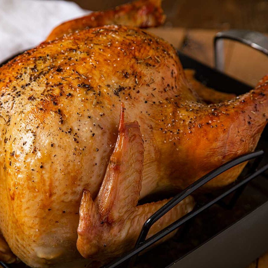 How to Roast a Turkey Overnight