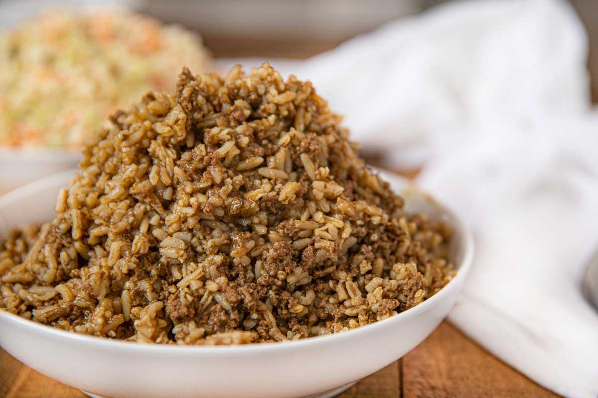 Popeye's Cajun Rice Copycat Recipe