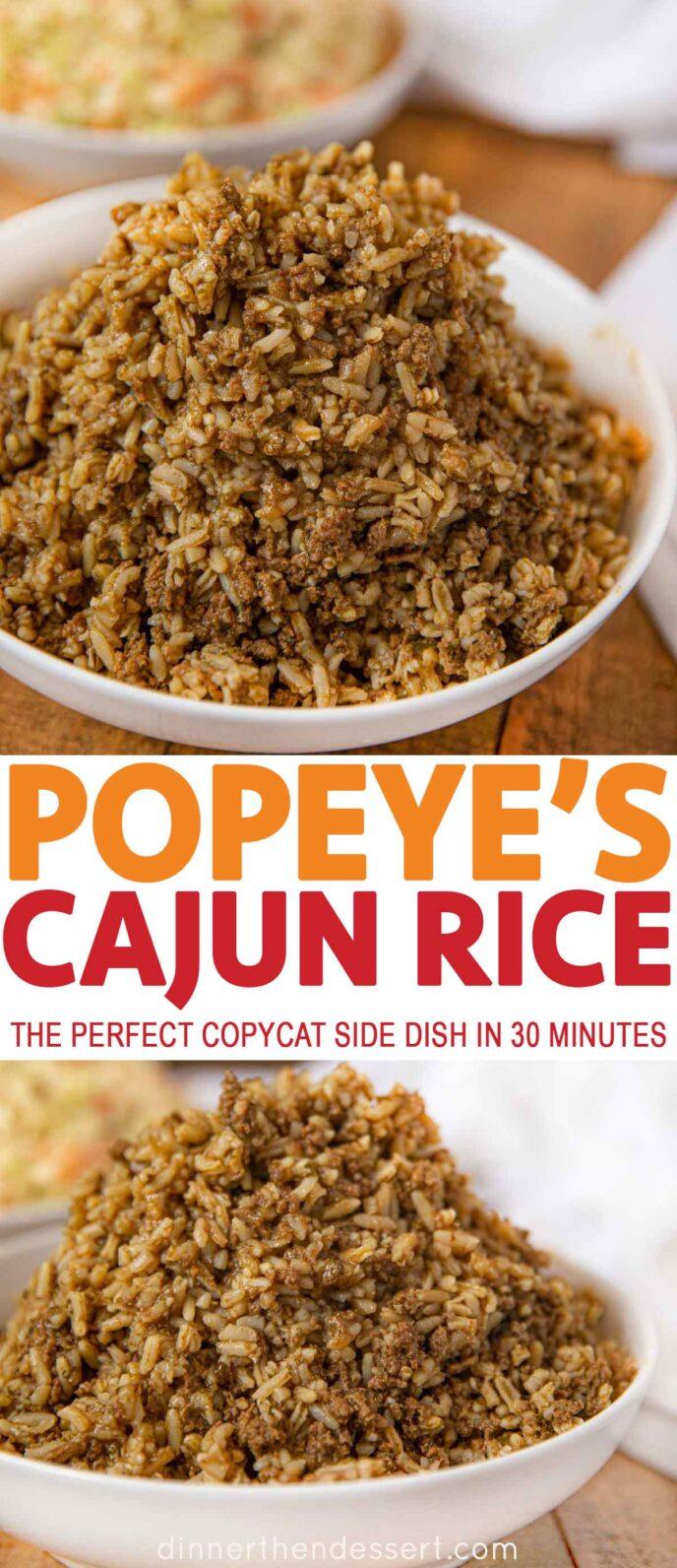 Copycat Cajun Rice Side Dish