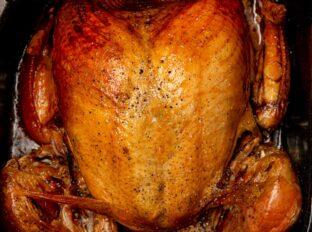 Roast Turkey in an Electric Roaster