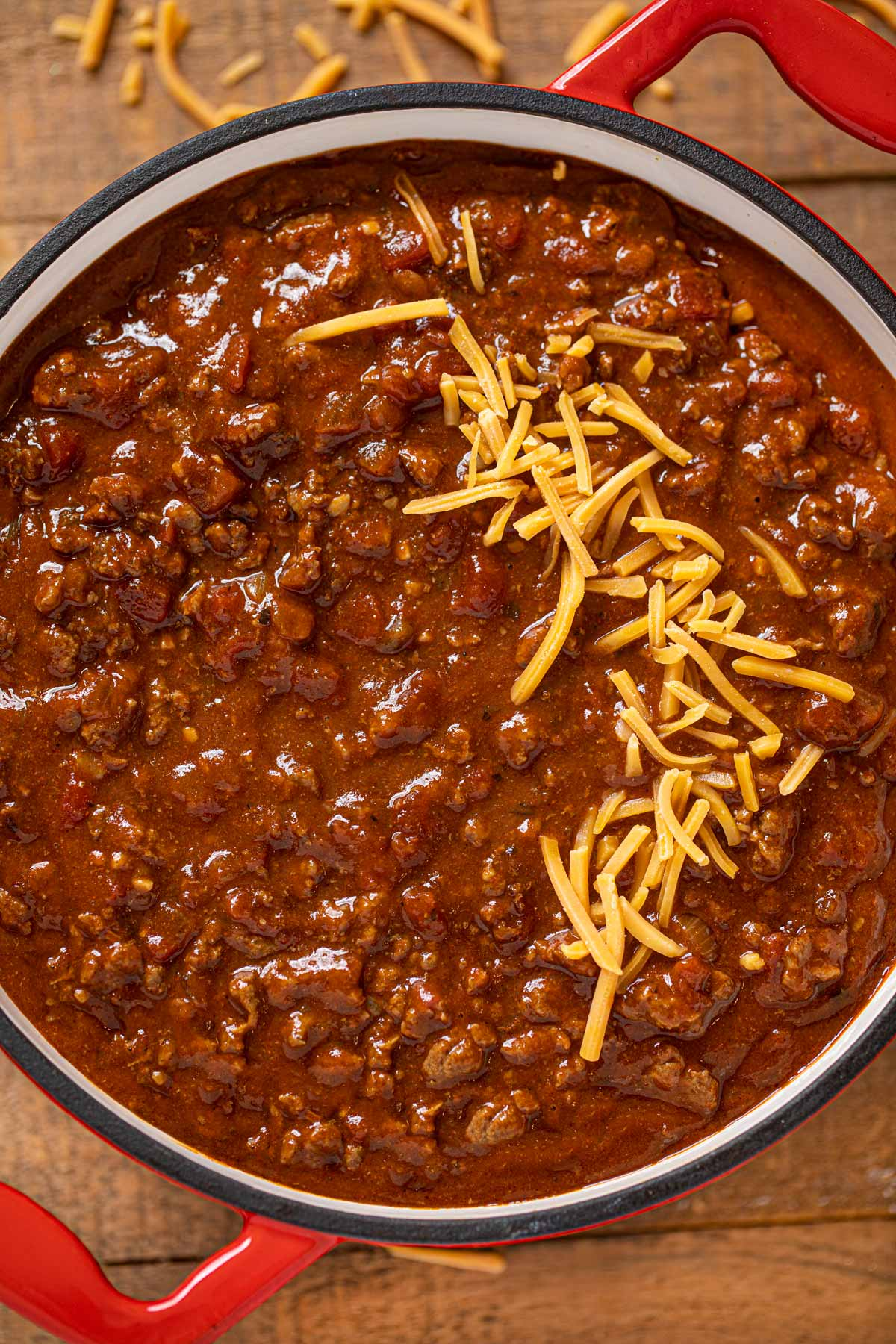 Best Ever Texas Chili Recipe Dinner Then Dessert