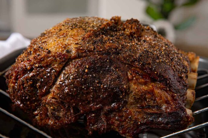 Holiday Prime Rib
