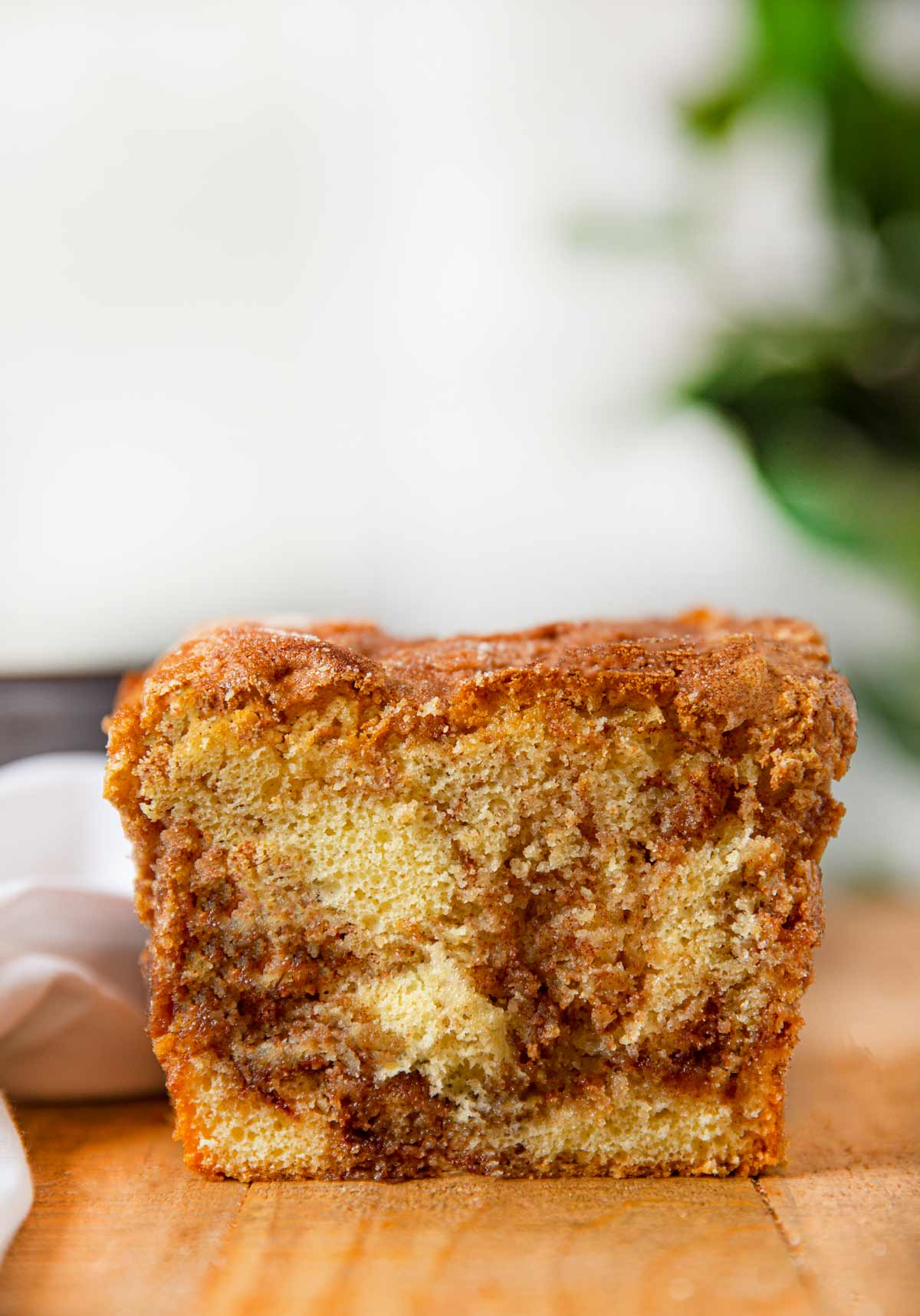 Cinnamon Streusel Bread Recipe Dinner Then Dessert