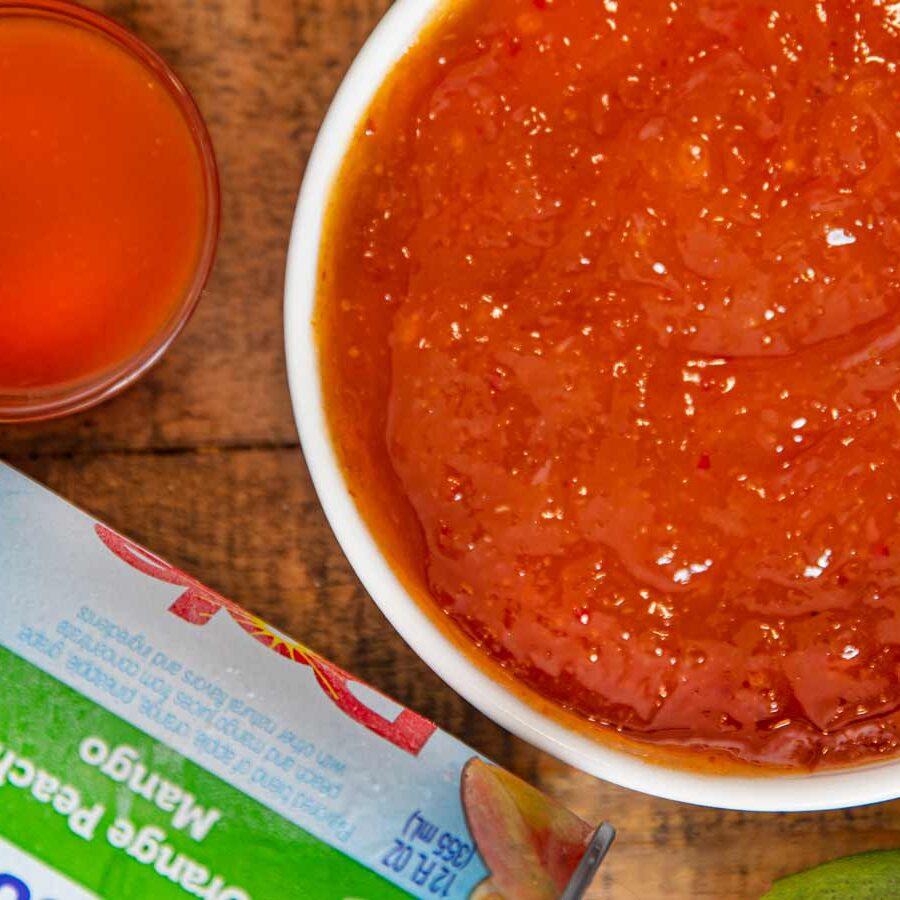 Domino's Mango Habanero Sauce