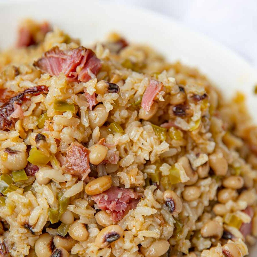 Hoppin' John Rice and Beans