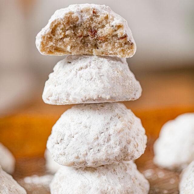 Italian Wedding Cookies