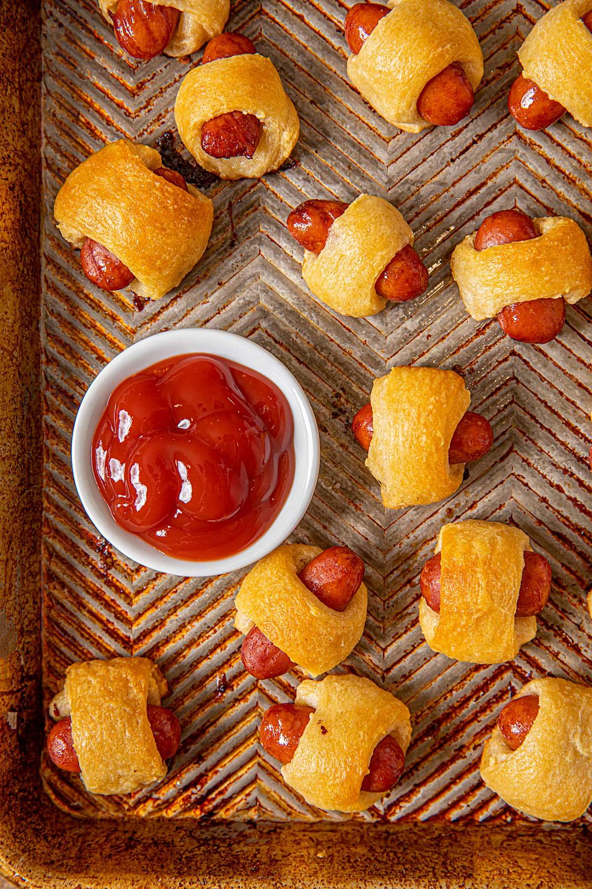 Pigs In A Blanket Recipe Dinner Then Dessert
