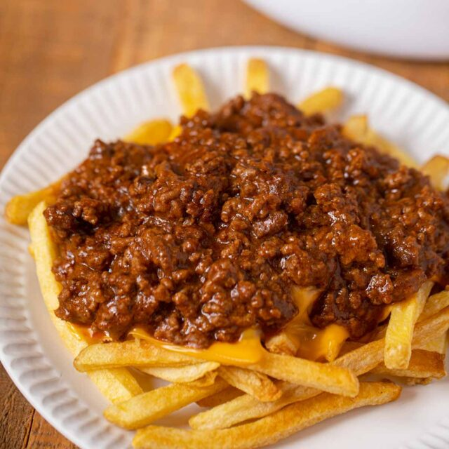 Tommy's Chili Fries