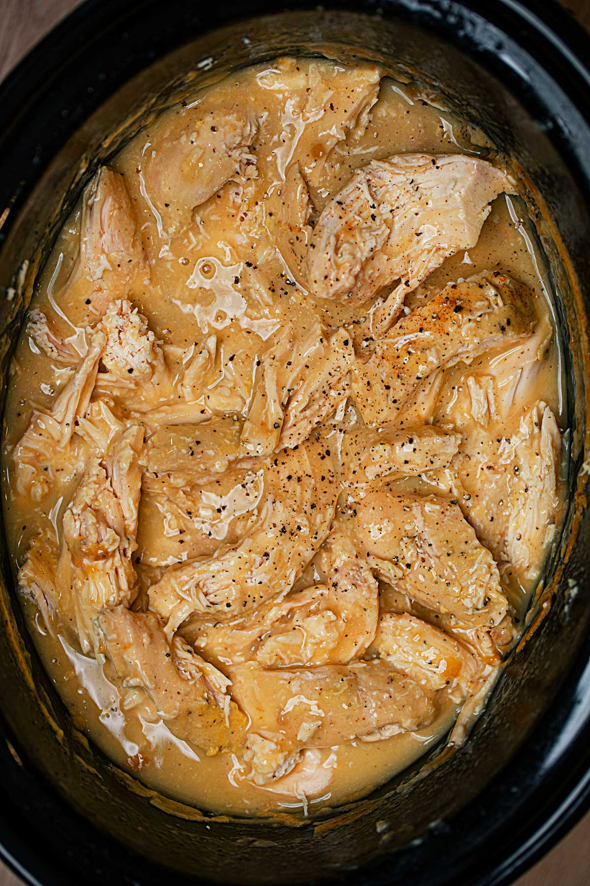 Slow Cooker Chicken Breast With Gravy Recipe Dinner