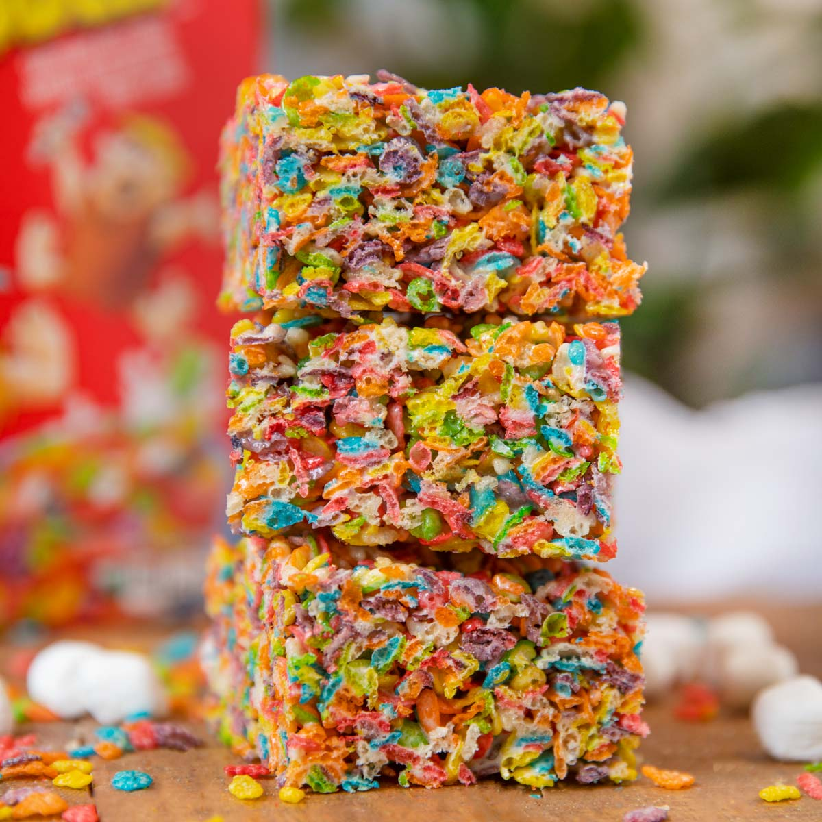 Fruity Pebbles Treats Recipe Done In 10 Minutes Dinner Then Dessert
