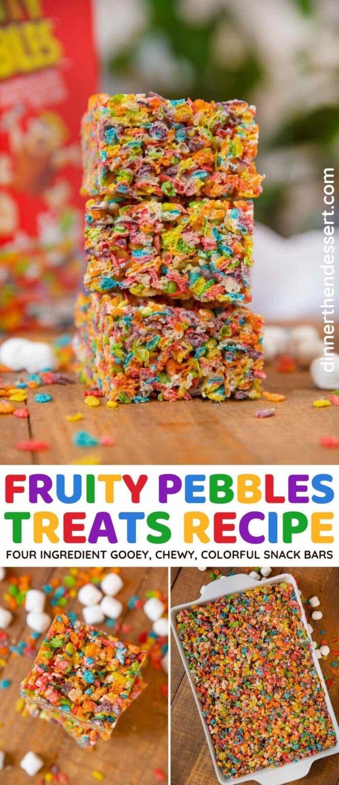 Fruity Pebble Bars