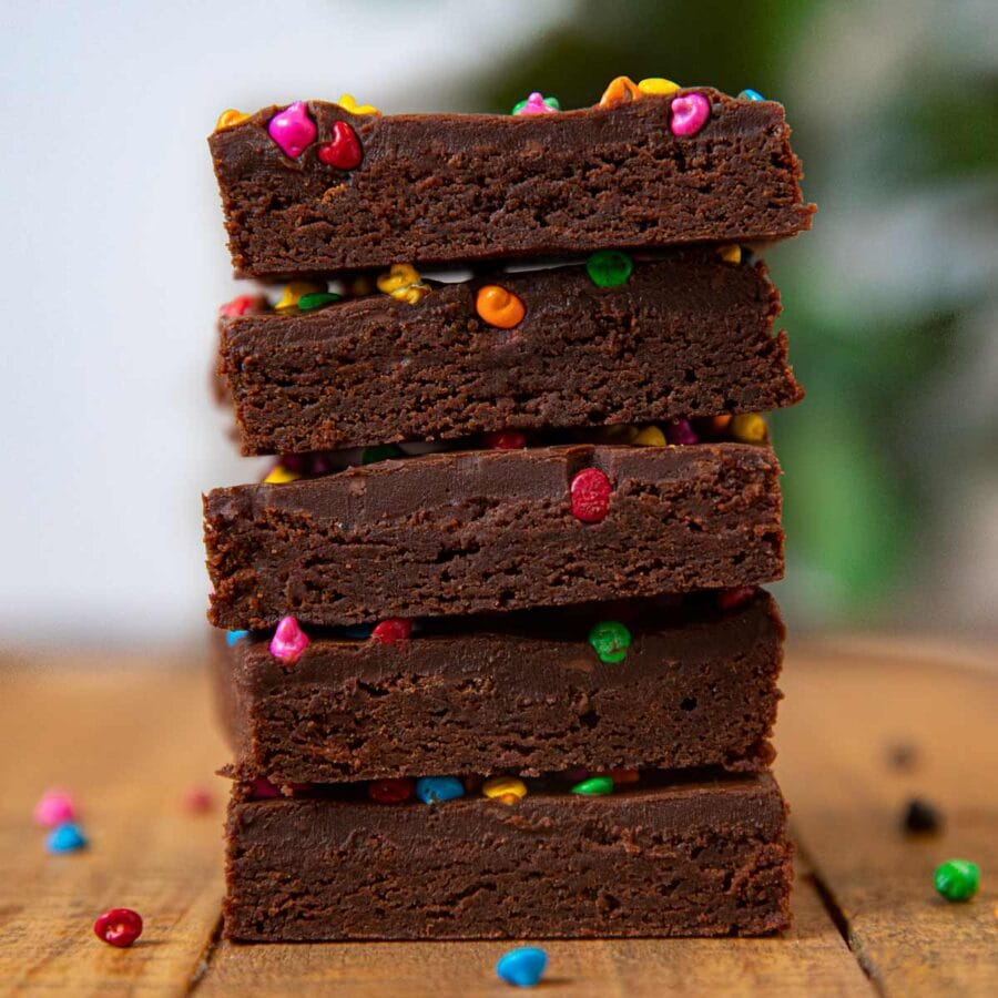 Cosmic Brownies in stack