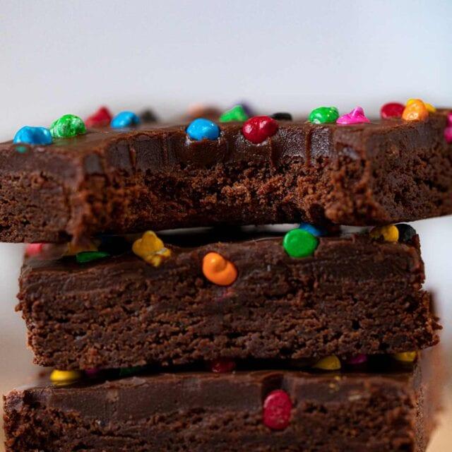 Cosmic Brownies in stack