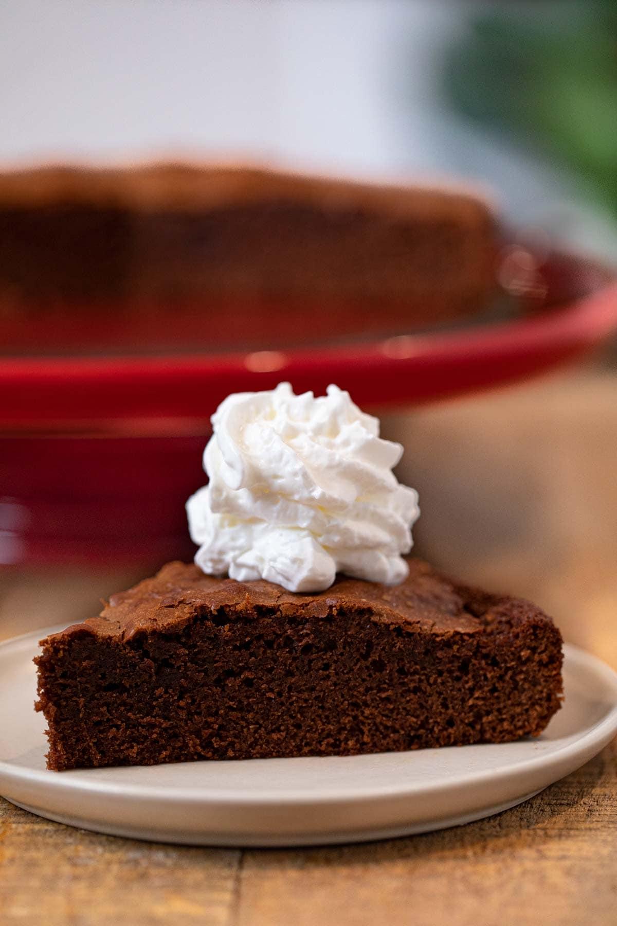 Easy Nutella Cake Recipe Only 3 Ingredients Dinner Then Dessert