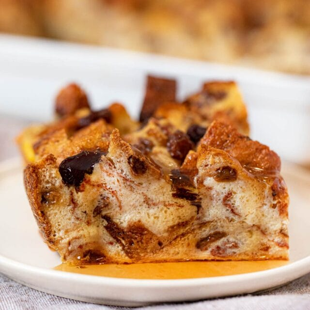 Cinnamon Raisin French Toast Bake