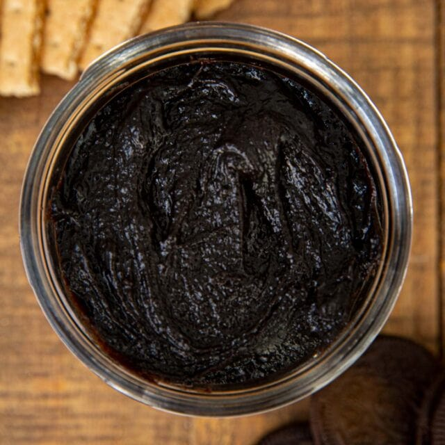 square photo of Oreo Cookie Butter