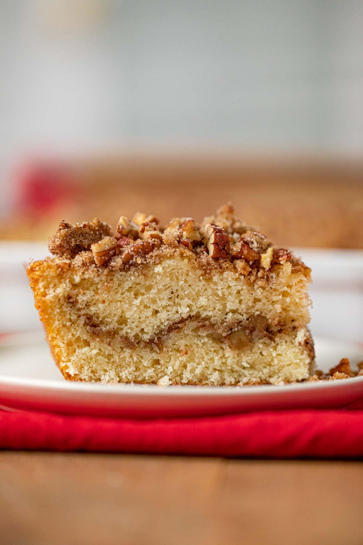 Sour Cream Coffee Cake Recipe Dinner Then Dessert
