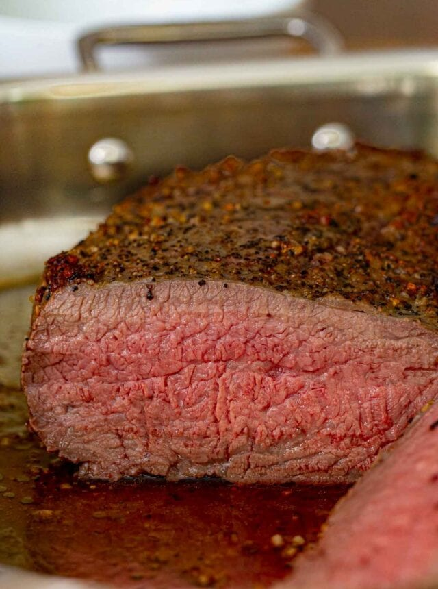 Cross section of Tri-Tip