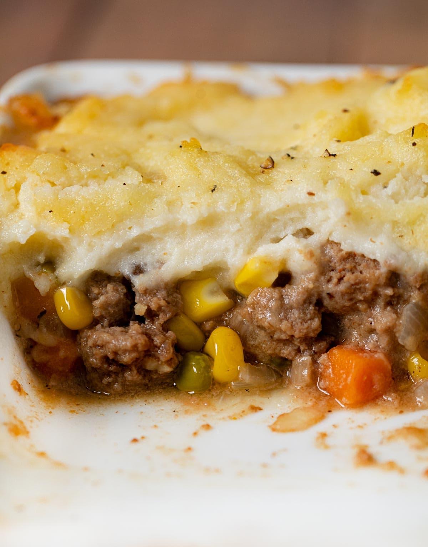 Beef Shepherd S Pie Recipe Dinner Then Dessert