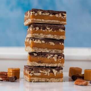 Turtle Bars in stack