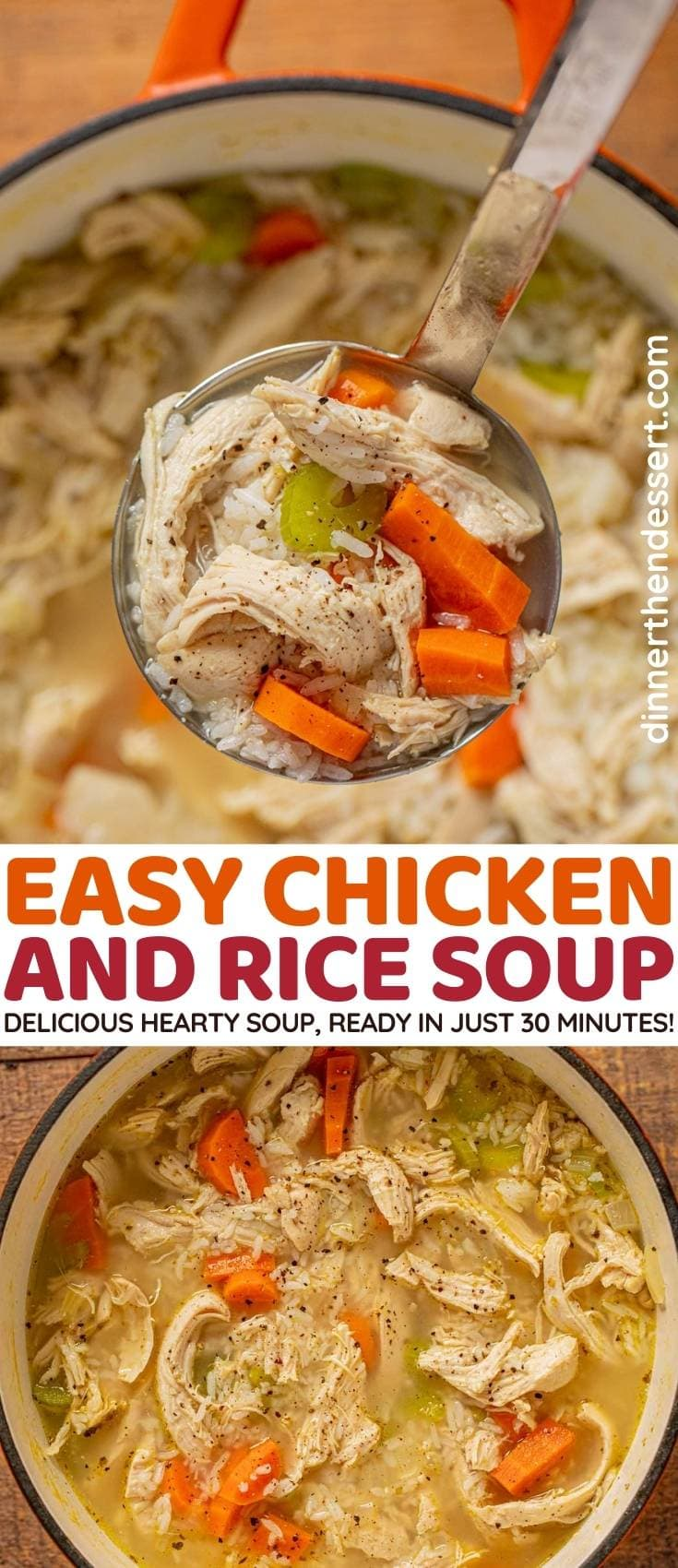 Chicken and Rice Soup FB