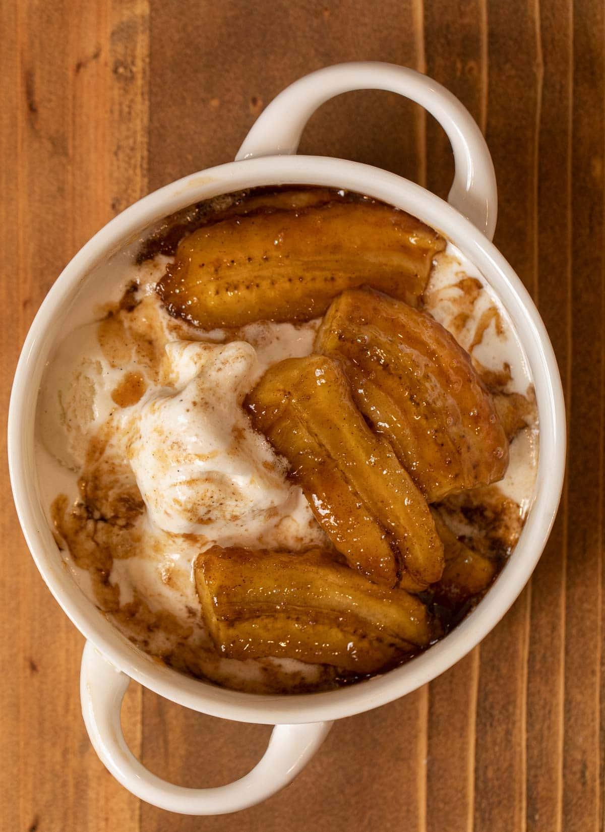 Perfect Classic Bananas Foster Recipe W Brown Sugar Rum Sauce