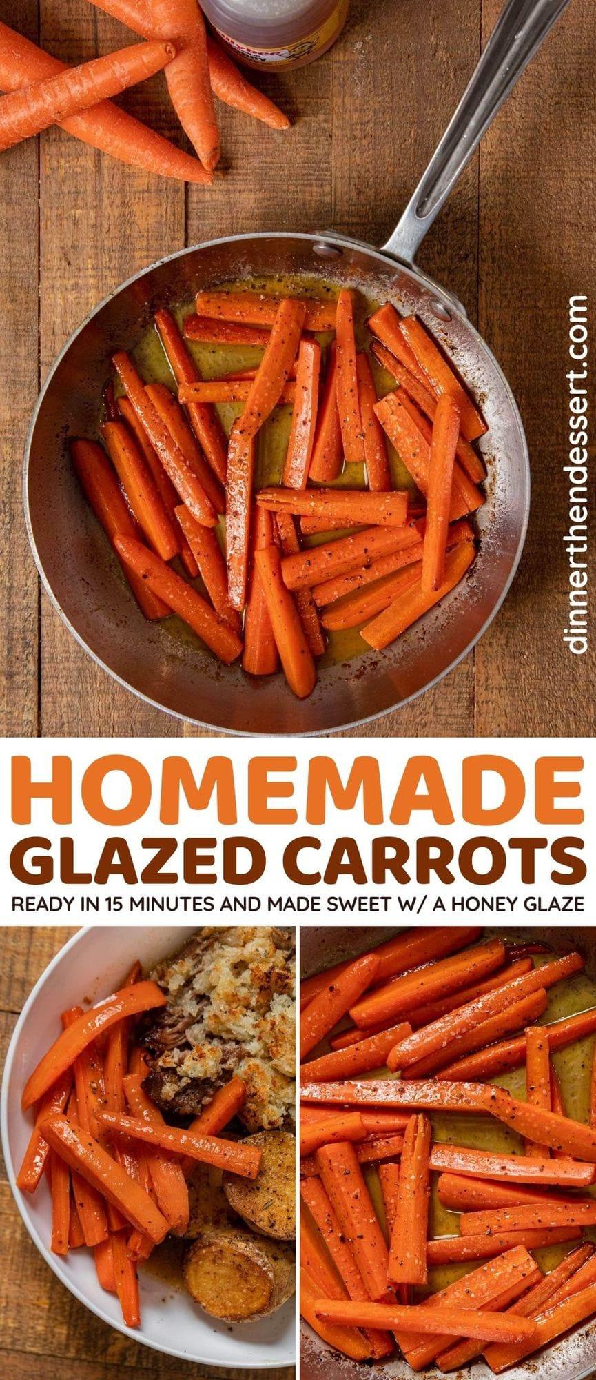 Homemade Glazed Carrots