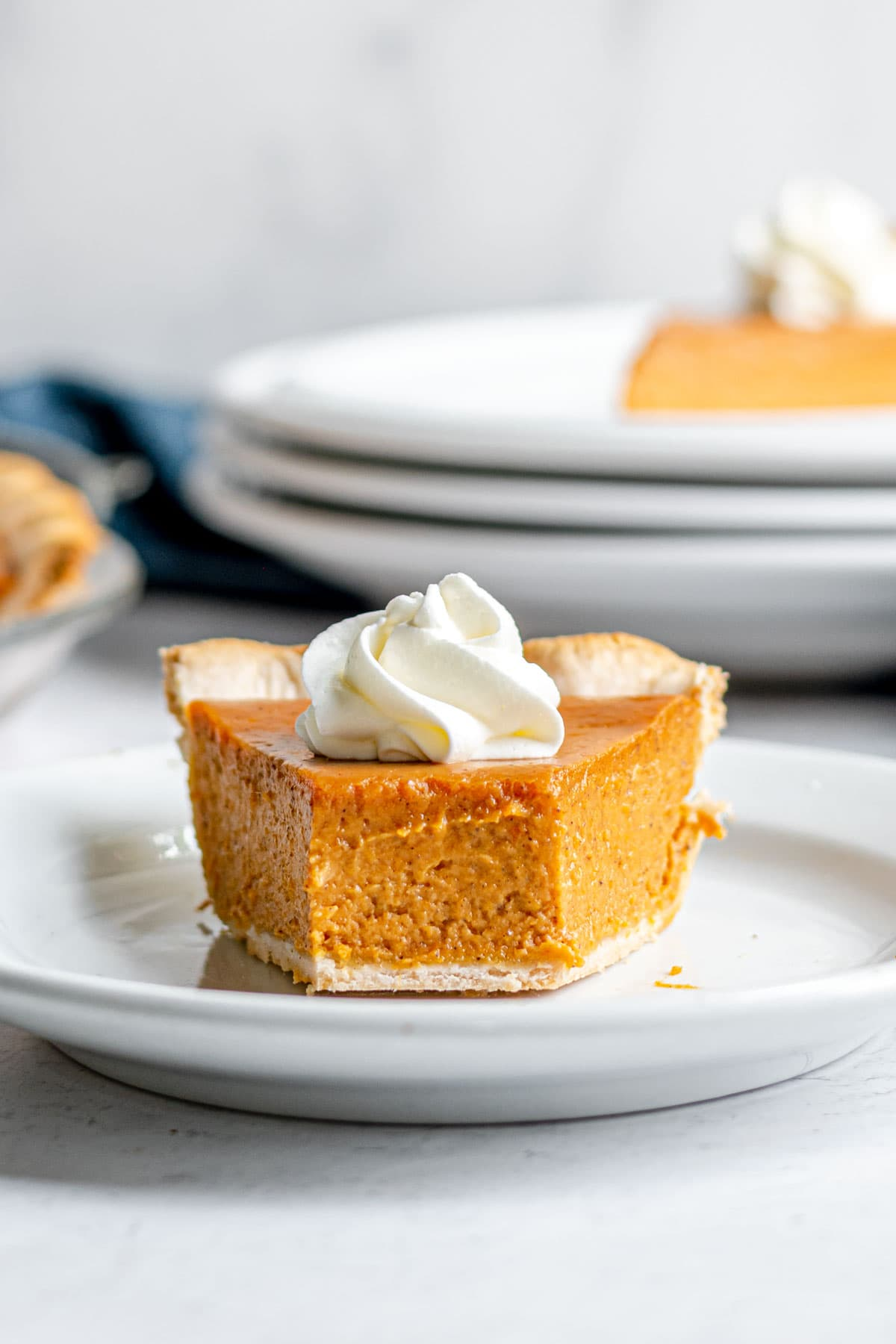 5 Ingredient Pumpkin Pie