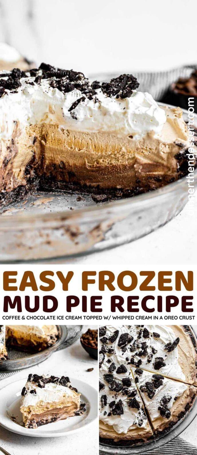 Frozen Mud Pie collage